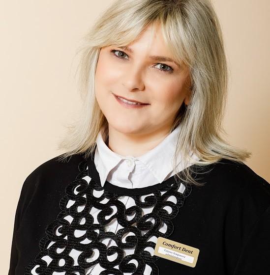Administrātore Tatjana Semjonova