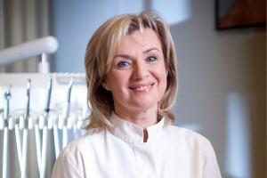 Zobārsts Tatjana Černišova