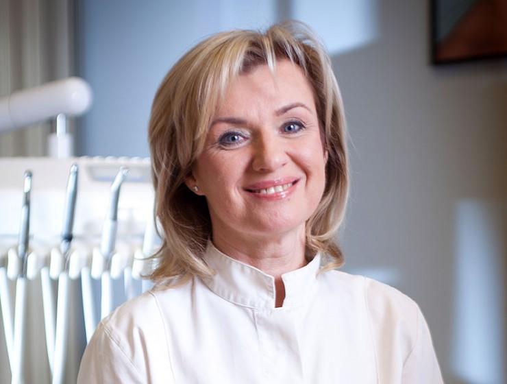 Zobārste Tatjana Černišova